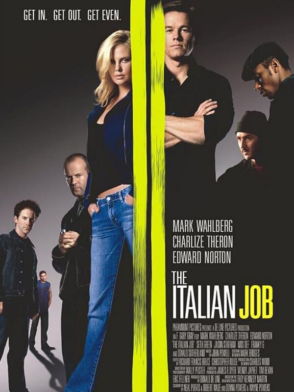 İtalyan İşi Full Film izle