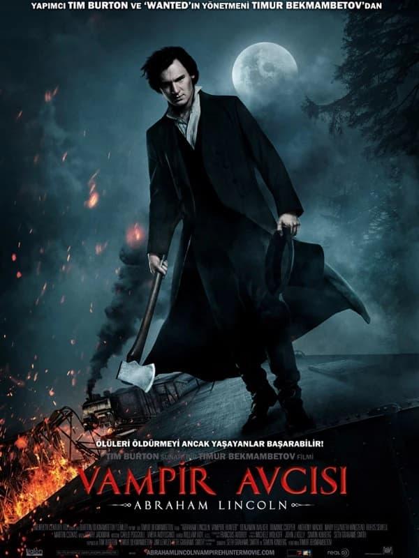 Abraham Lincoln Vampir Avcısı HD Film izle
