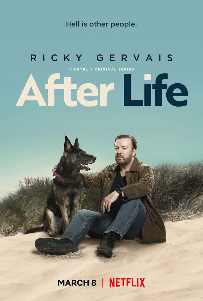 After Life 1.Sezon 5.Bölüm izle