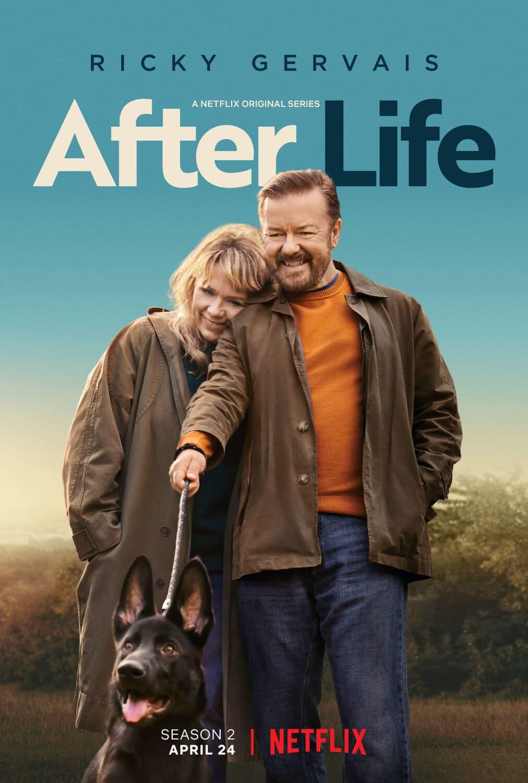 After Life 2.Sezon 2.Bölüm izle