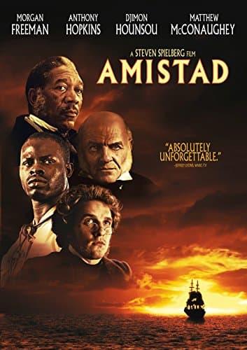 Amistad 1997 Türkçe Full Film izle