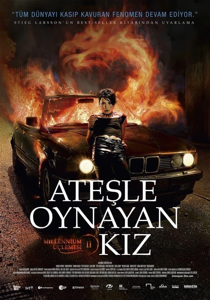 Ateşle Oynayan Kız HD Film izle