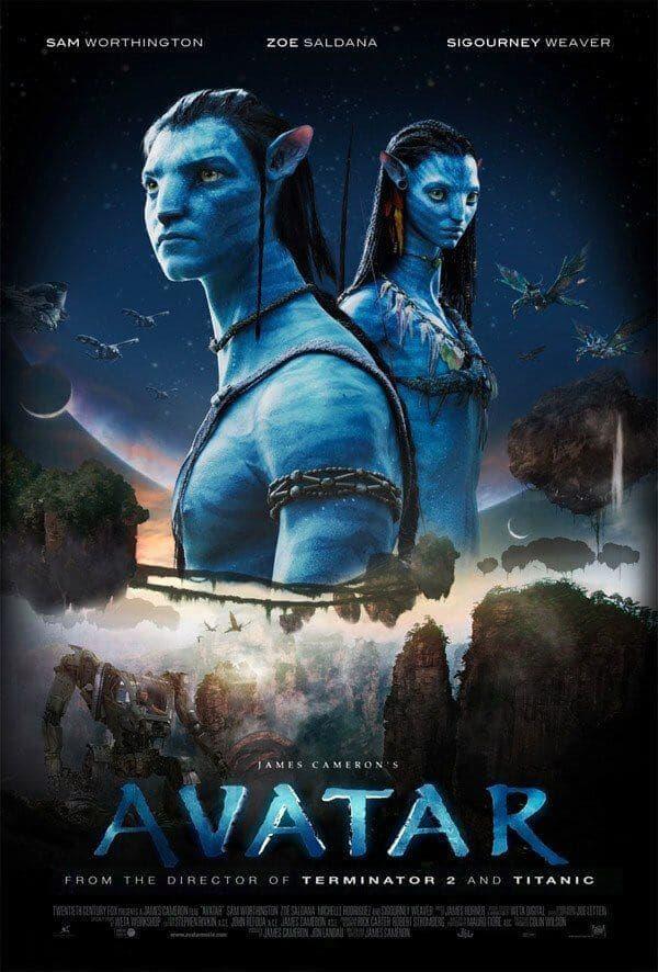 Avatar 2009 Türkçe Full Film izle