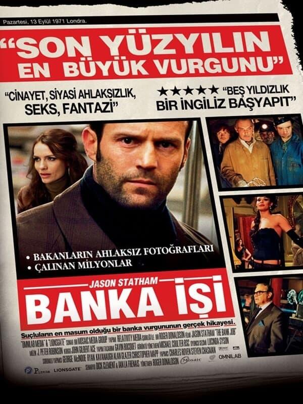 Banka İşi Full HD Film izle