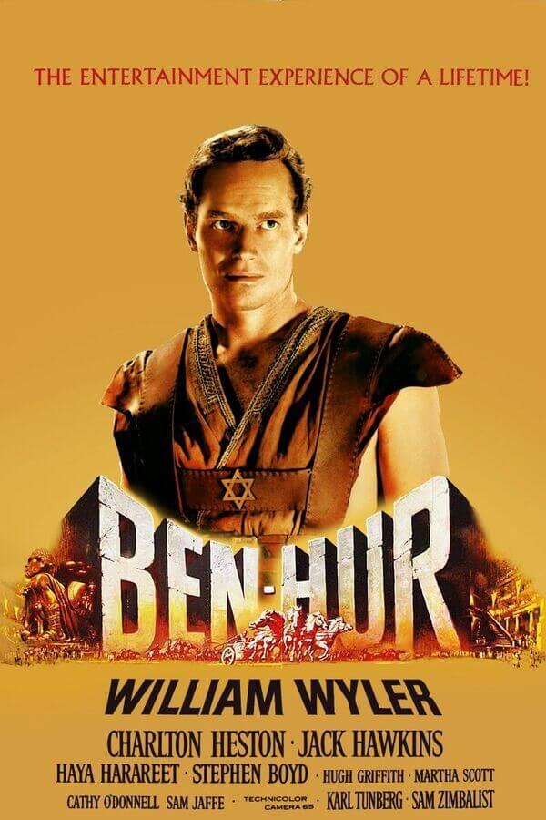 Ben-Hur 1959 HD Film izle