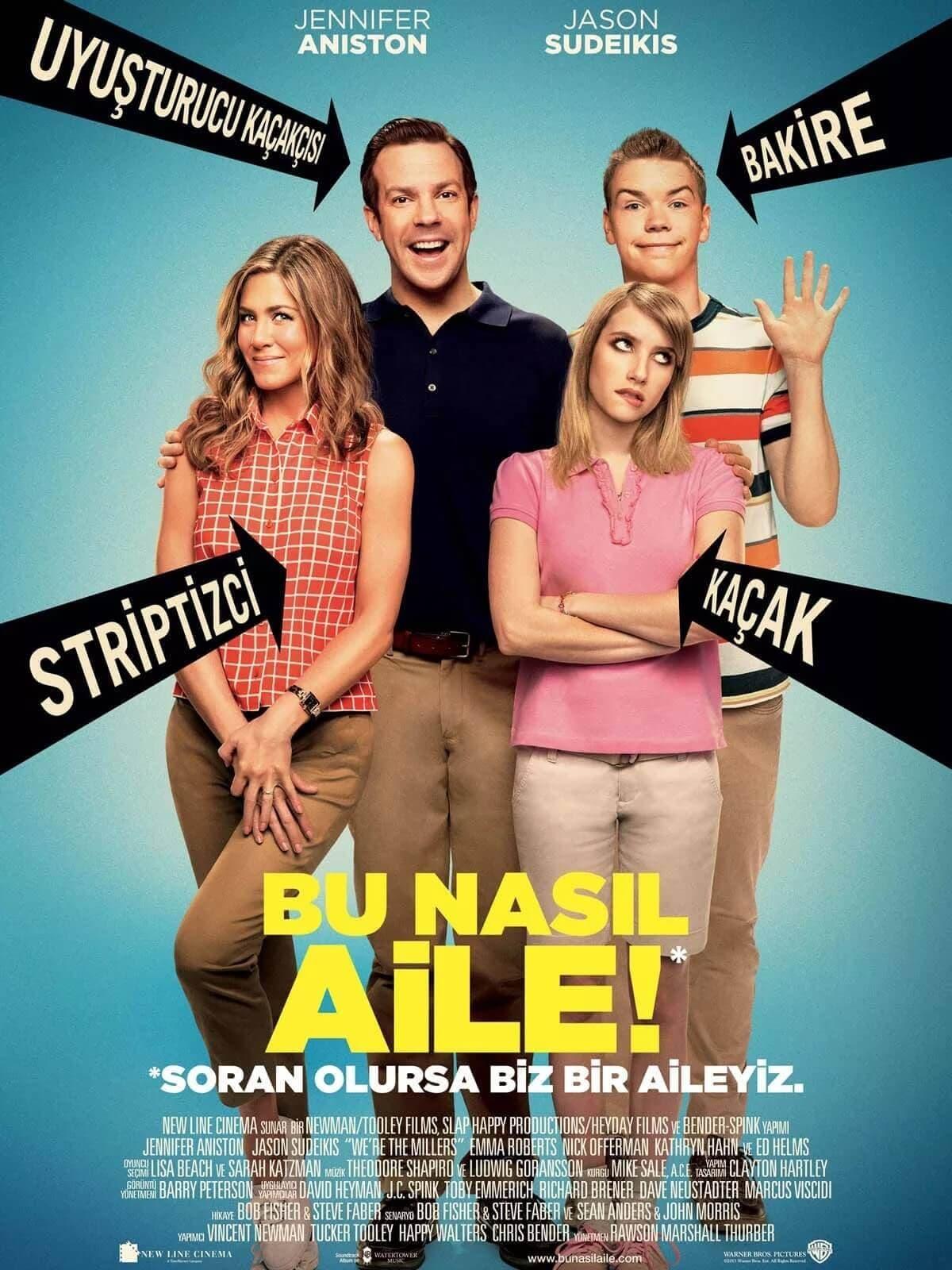 Bu Nasıl Aile! Full HD Film izle