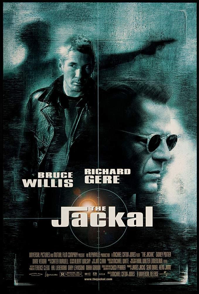 Çakal 1997 Full Film izle