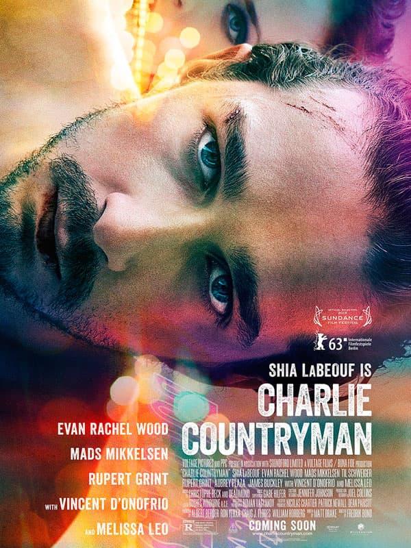 Charlie Countryman'ın Gerekli Ölümü Full Film izle