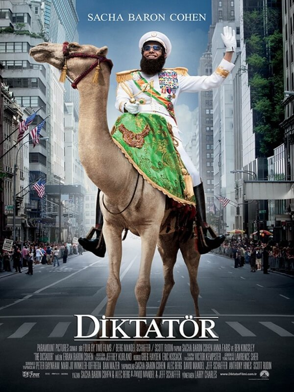 Diktatör 2012 Full Film izle