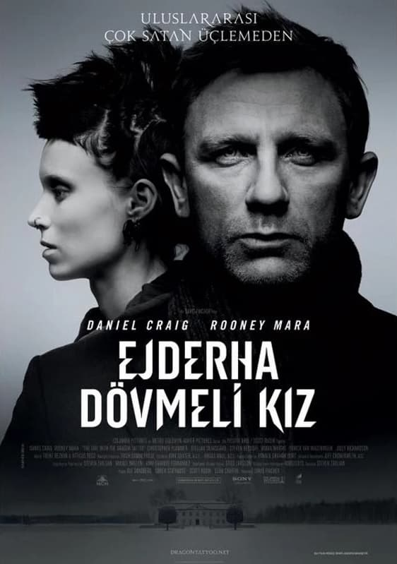 Ejderha Dövmeli Kız HD Full Film izle
