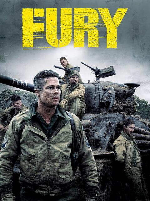 Fury 2014 Full Film izle