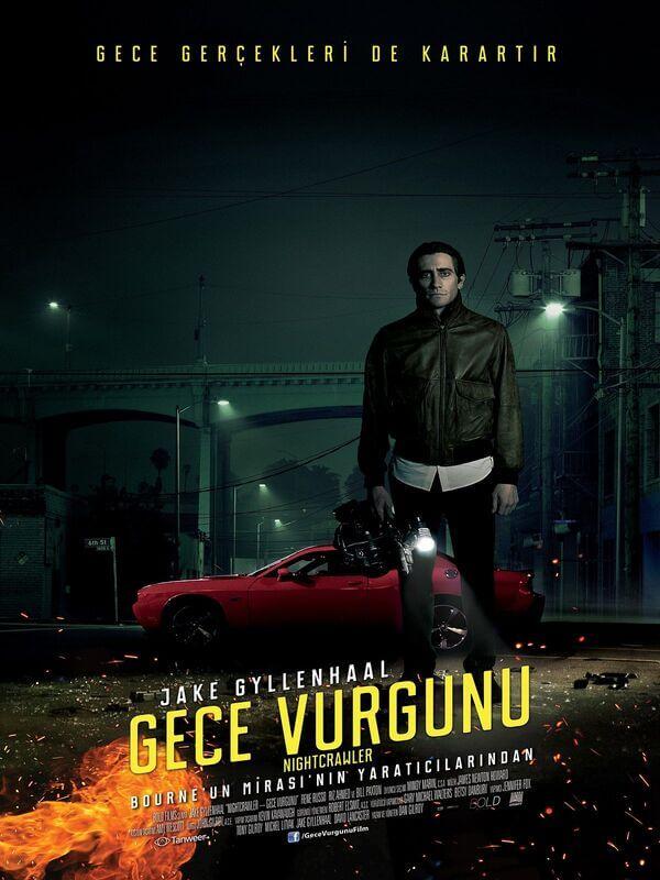 Gece Vurgunu 2014 Full Film izle