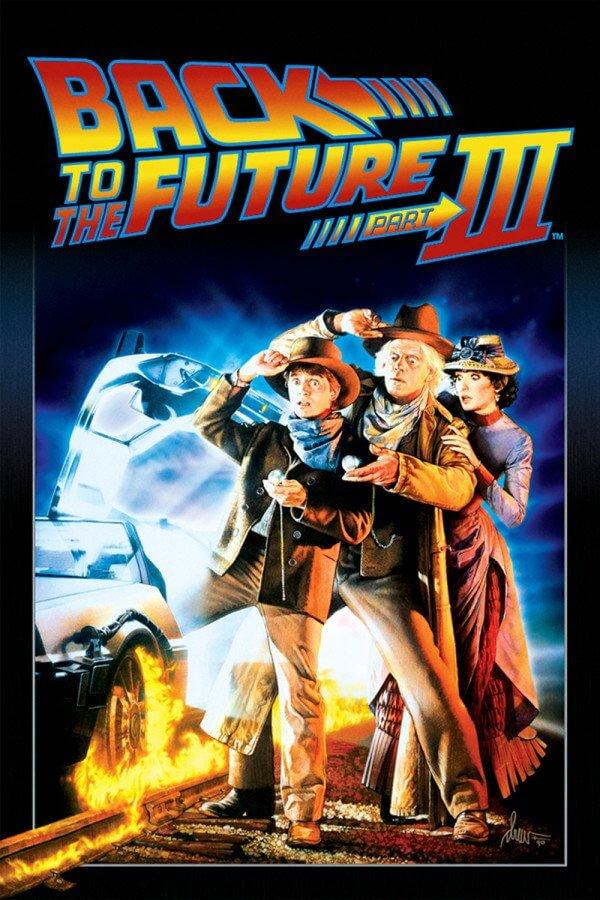 Geleceğe Dönüş 3 HD Full Film izle