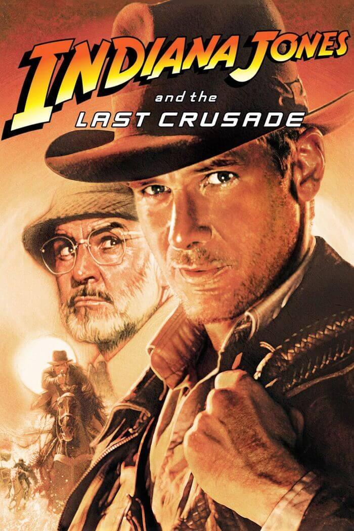 Indiana Jones 3: Son Macera Film izle