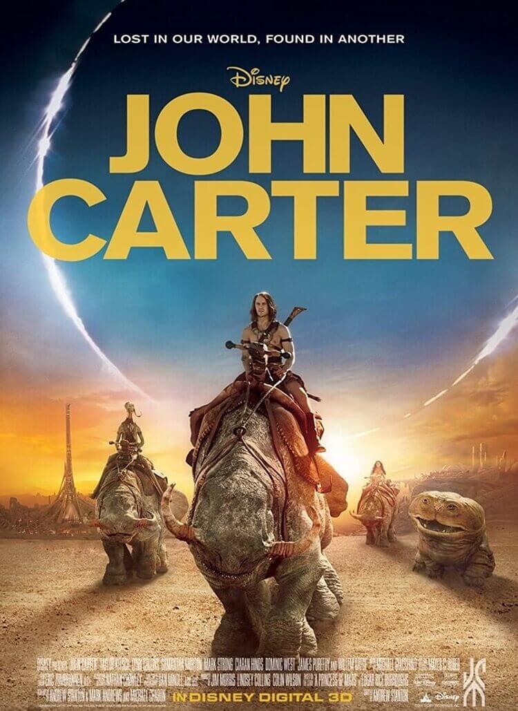 John Carter: İki Dünya Arasında Full Film izle