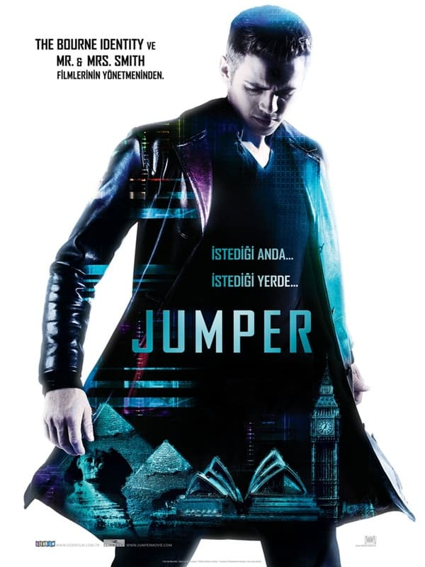 Jumper 2008 Full Film HD izle