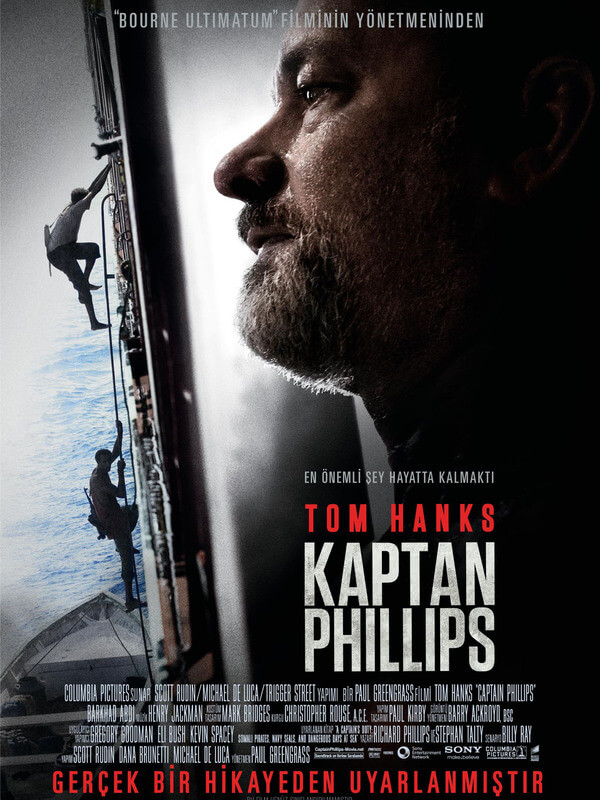 Kaptan Phillips Full Film HD izle