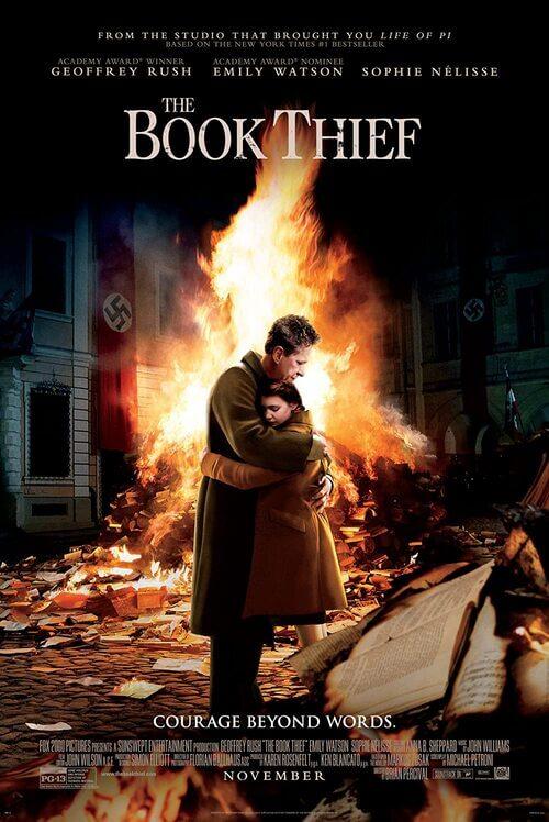 Kitap Hırsızı Full HD Film izle