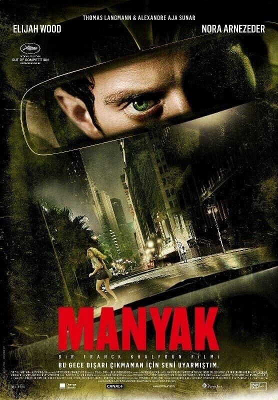 Manyak 2012 Full HD Film izle