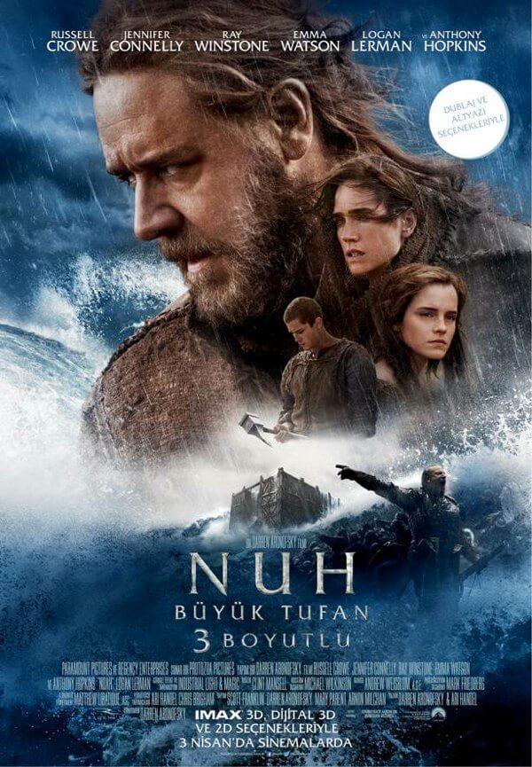 Nuh: Büyük Tufan Full Film HD izle