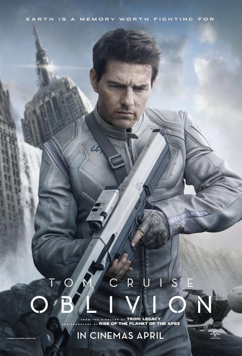 Oblivion Full Film HD izle