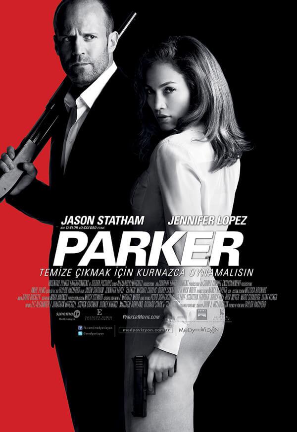 Parker 2013 Full Film HD izle