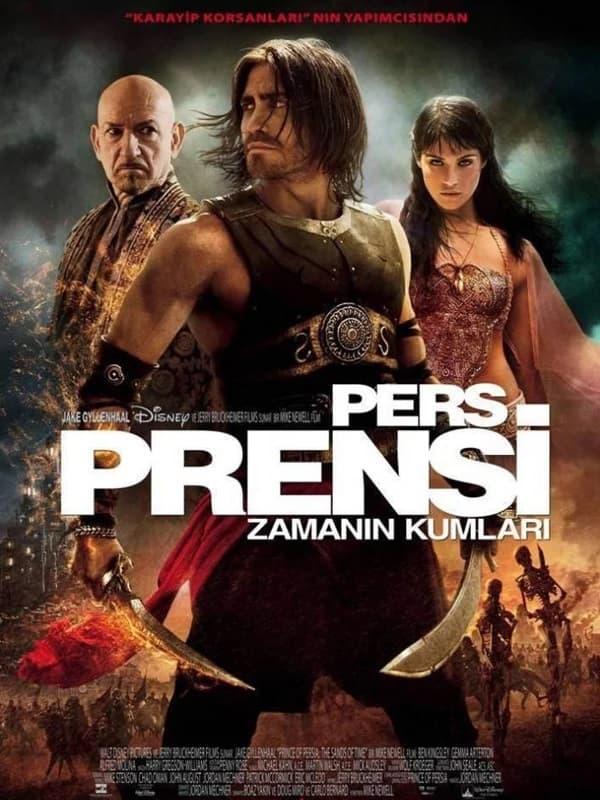 Pers Prensi Zamanın Kumları HD Film izle