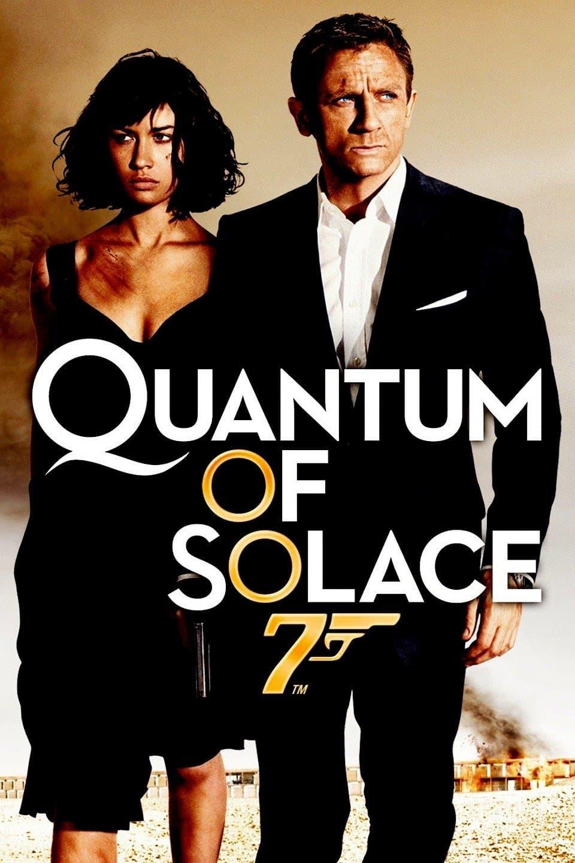 Quantum of Solace Full Film izle