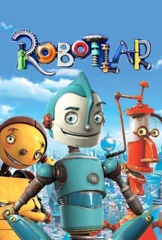 Robotlar Full HD Film izle