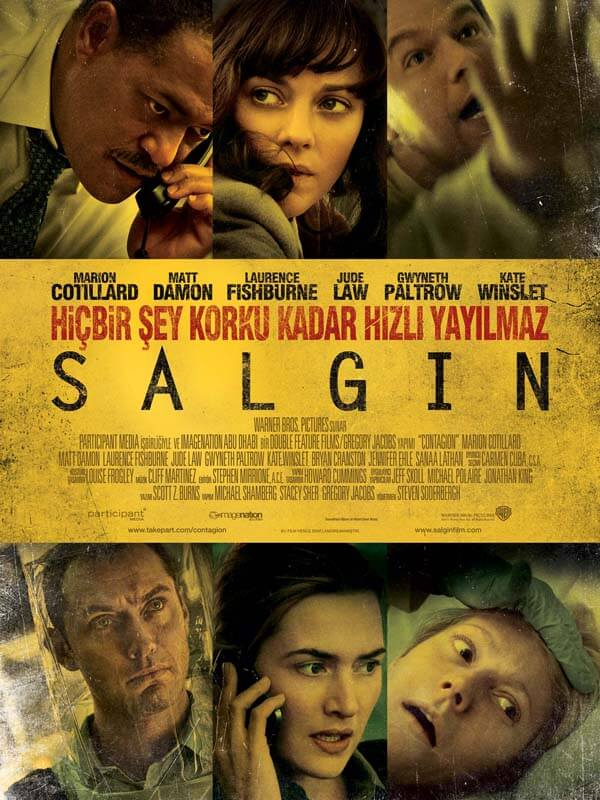 Salgın – Contagion Full Film HD izle