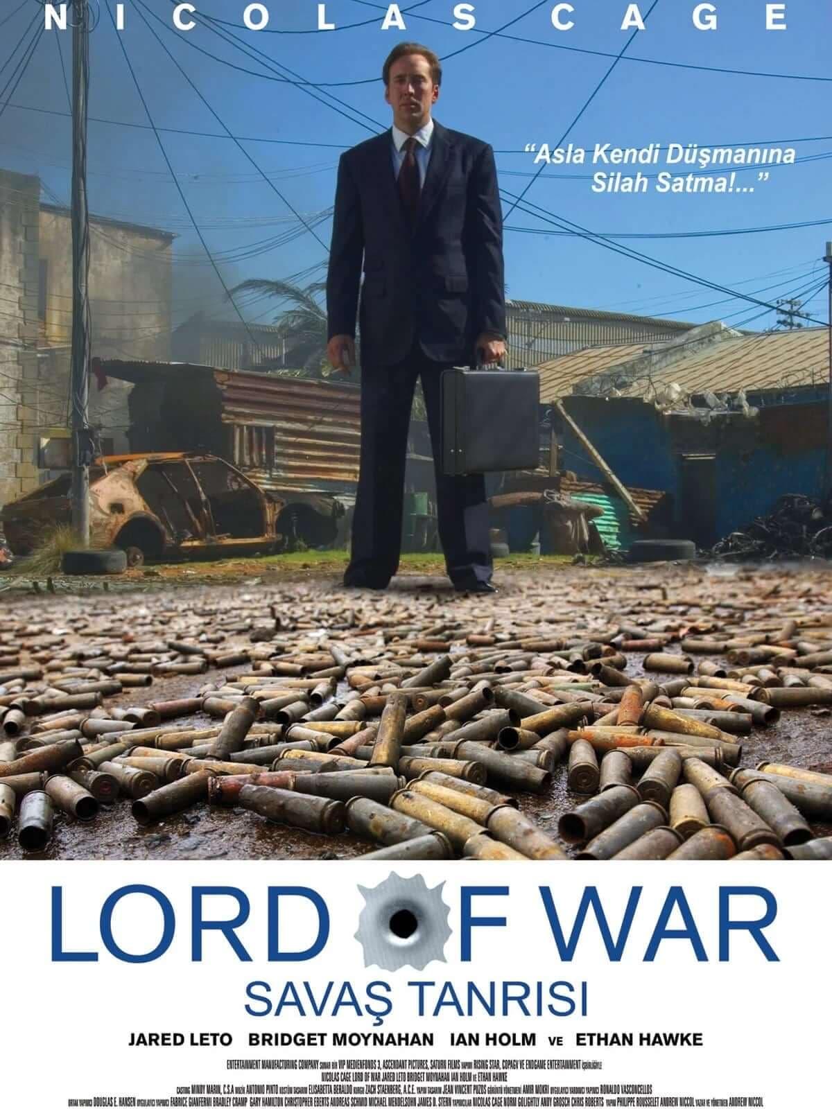 Savaş Tanrısı Full Film HD izle