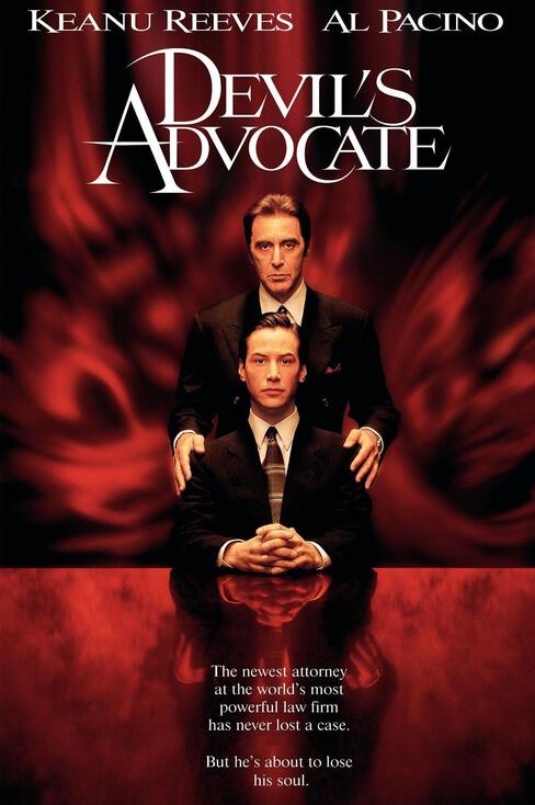 Şeytanın Avukatı Türkçe Full Film izle