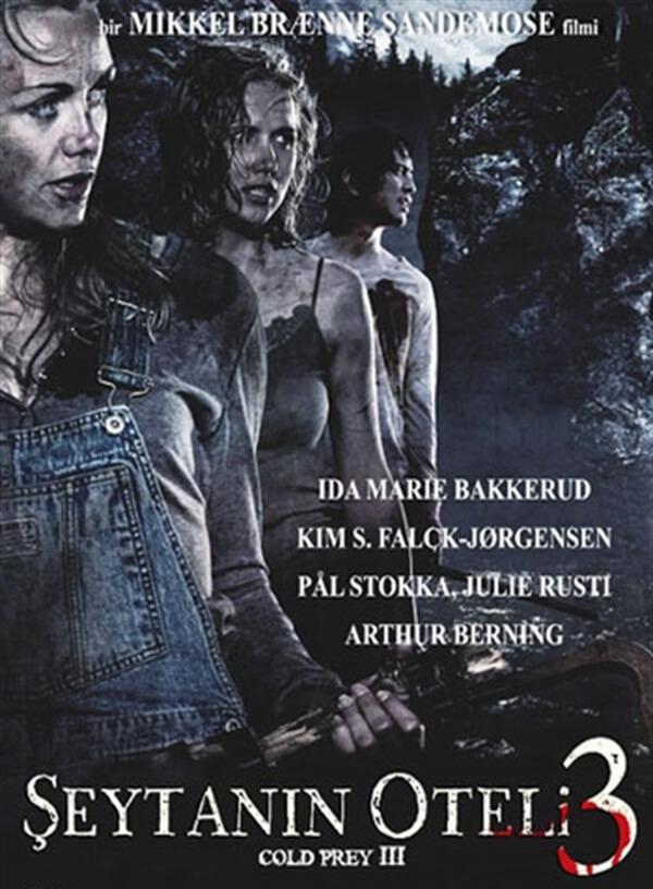 Şeytanın Oteli 3 Full HD Film izle