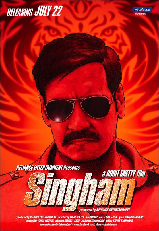 Singham 2011 Full Film HD izle