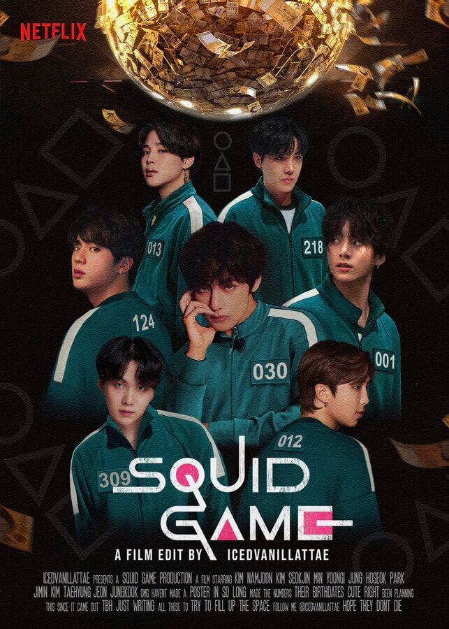 Squid Game 1.Sezon 4.Bölüm izle