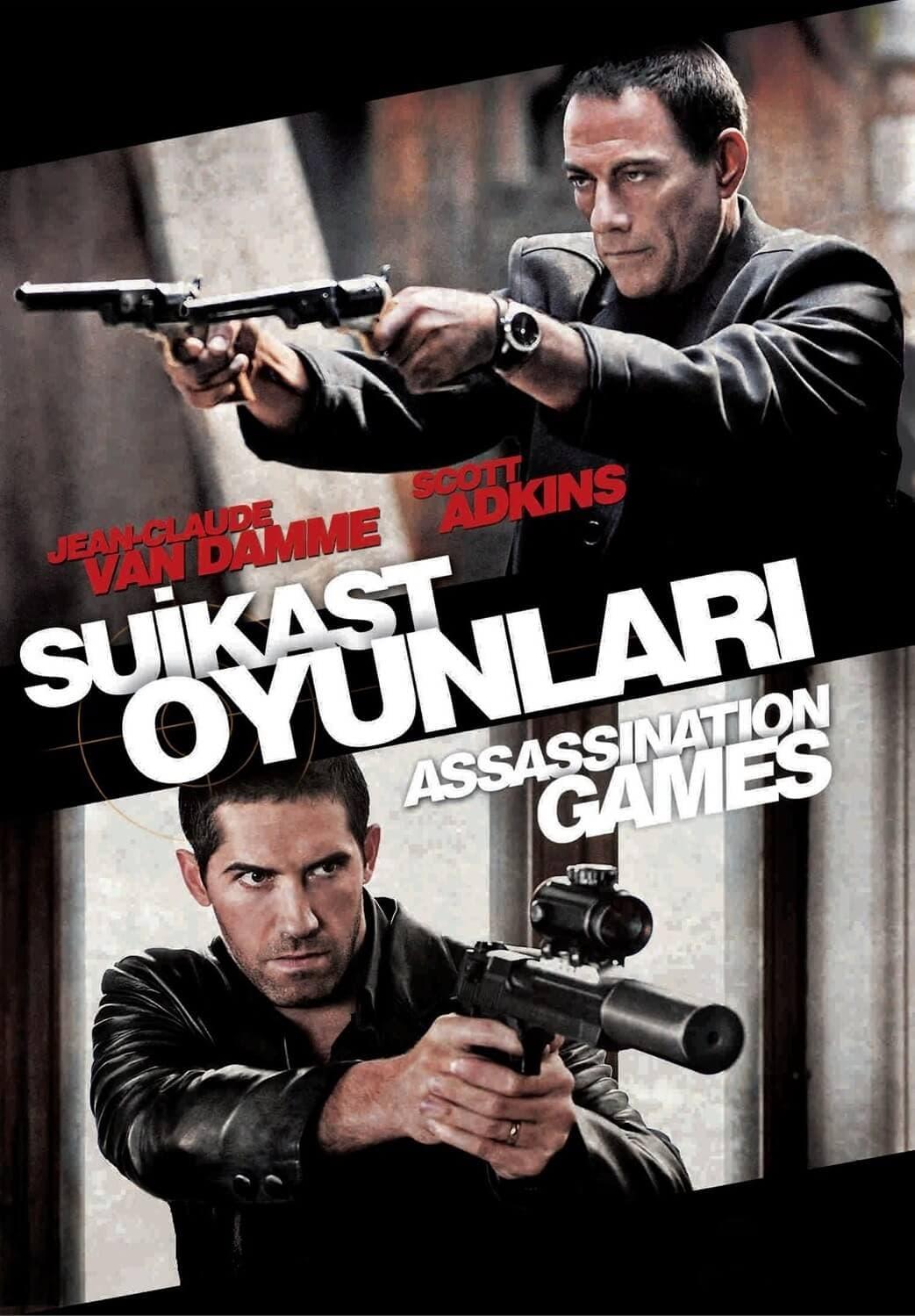Suikast Oyunları Full Film HD izle