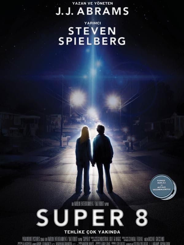 Super 8 Full HD Film izle