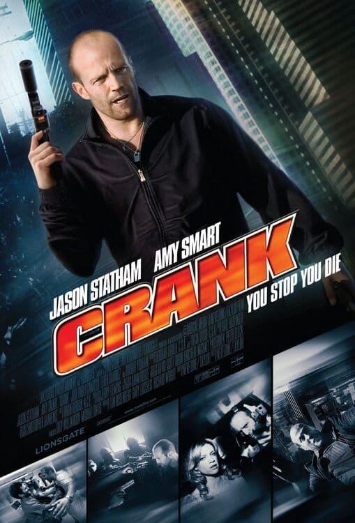 Tetikçi – Crank Full Film HD izle