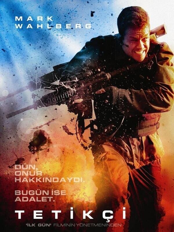 Tetikçi – Shooter Full Film izle