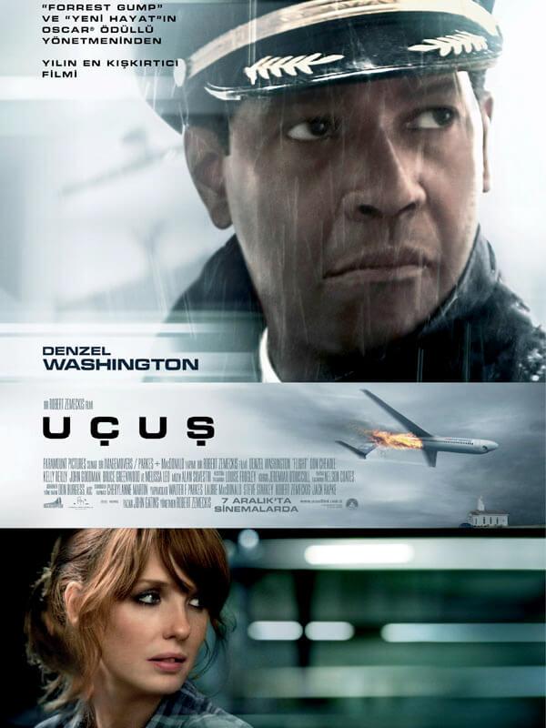 Uçuş – Flight 2012 Full Film izle