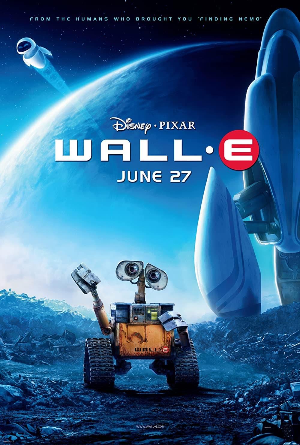 Vol-i – Wall E Full HD Film izle