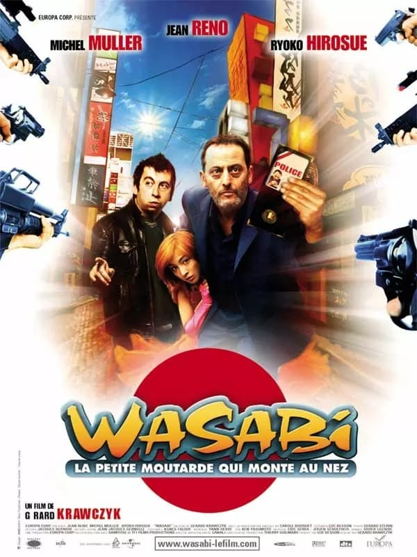 Wasabi Full HD Film izle
