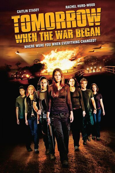 Yarın Savaş Başladığında Full Film HD izle