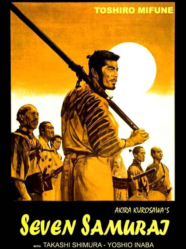 Yedi Samuray Full HD Film izle