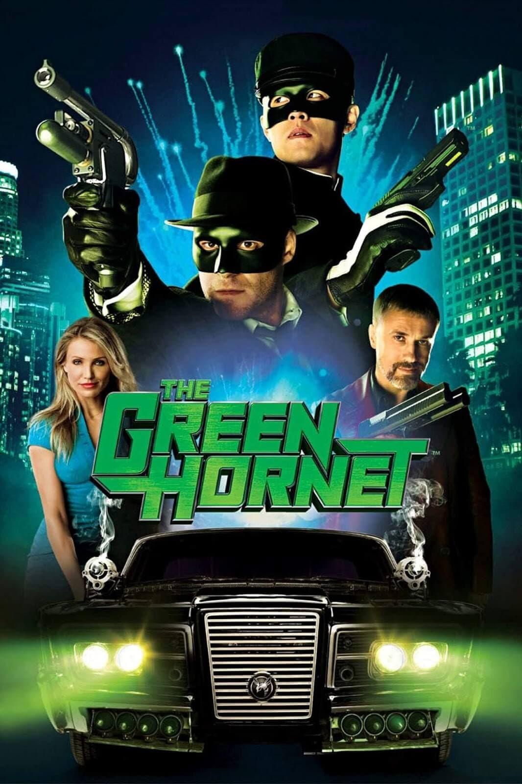 Yeşil Yaban Arısı Full Film izle